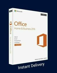 Microsoft Office 2016 Home and Business For Mac Download Link 5 Mac users