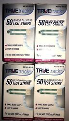 TRUETrack Blood Glucose (200) Test Strips *Special Time* Expiration: 09182021