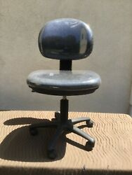 OFFICE DESK CHAIR WITH CASTERS NO TOOLS REQUIRED TO ASSEMBLE NIB $69.00