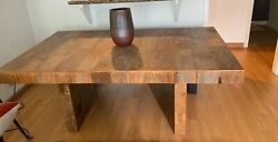 Contemporary Dining Table by Enviornment Furniture $900.00