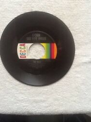 45 quot;I Can See For Miles Mary Anne With The Shaky Handsquot; The Who Decca #32206 $50.00