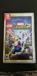 LEGO Marvel Super Heroes 2: Deluxe Edition (Nintendo Switch 2017)