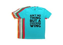 Outkast Inspired T-Shirt Ain't No Thing But A Chicken Wing Hip Hop Unisex Tee