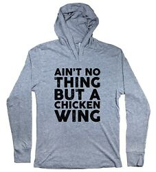 Outkast Inspired Hoodie Ain't No Thing But A Chicken Wing Hip Hop Sweatshirt