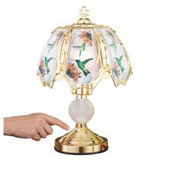 Hummingbird Touch Lamp with Gold tone Base $29.99