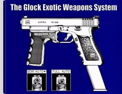 The Glock Exotic Weapons System (2001 Paperback)