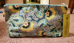 NWT Amy Butler Large Carried Away Everything Bag - Clutch Handbag Accessory