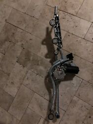 #552 MERCEDES R230 SL 03-12 FRONT WINDSHIELD WIPER MOTOR AND LINK 0390241442 $65.00