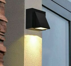 Outdoor Waterproof Wall Lamp LED Light 3W 6W For Terrace Balcony Garden Lighting $15.97
