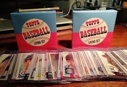 RESTOCKED AGAIN!! TOPPS LIVING SET PICK CARD 100 - 199 1953 SP U-PICK FREE SHIP!