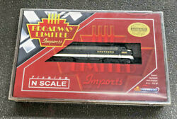 Broadway Limited 534EMD Southern #2925 With Sound Train