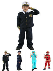 Halloween Themed Party Costume Boy Cosplay Complete Outfit 4 Styles 3 12 Years $11.99