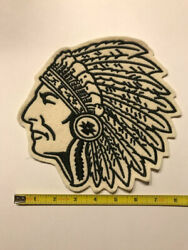 Chief True Vintage Embroidered Patch 60s