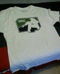 Halo Reach UNSC Sniper Size Large Shirt Loot Crate Exclusive *Brand New $9.99
