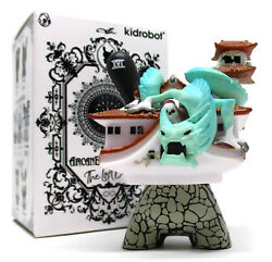 Kidrobot ARCANE DIVINATION Lost Cards Dunny Series 2 THE TOWER Vinyl Figure JPK