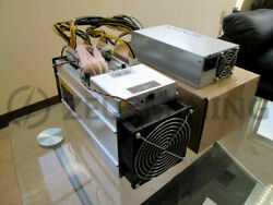 Antminer S9 13.5 THs Bitcoin Miner with PSU