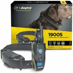 Dogtra 1900S Remote Dog Training Collar 3 4 Mile High Power Trainer FAST SHIP $221.00