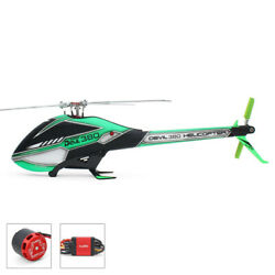 ALZRC Devil 380 TBR Combo Helicopter Frame 380 RC Helicopter Silver 2019 $459.80