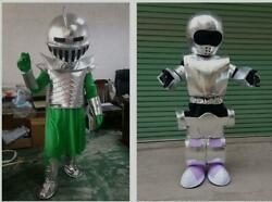 Christmas Robot Mascot Costume Suits Cosplay Party Clothing Carnival Adults 2020