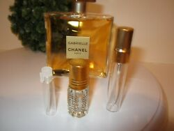 Gabrielle Essence Chanel EDP Sample PERFUME YOU-PICK 2 3 5 ML New Release 2019