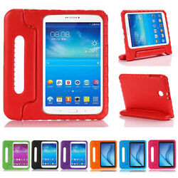 Kids Safety EVA Foam Shockproof Stand Case Cover For Samsung Galaxy Tab SS2S3