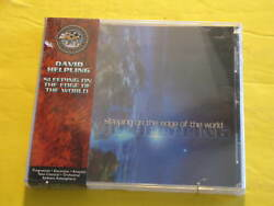 DAVID HELPING:SLEEPING ON THE EDGE OF THE WORLD-ELECTRONIC SYNTH-NEW CD