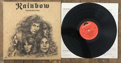 "RAINBOW 'Long Live Rock N Roll' 12"" Vinyl Gatefold LP Prog Heavy Rock"