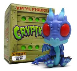 Cryptozoic CRYPTKINS Series 2 BLUE DRAGON 3