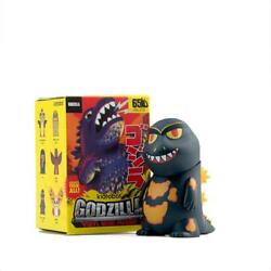 Kidrobot GODZILLA KING OF THE MONSTERS Mini Series BURNING GODZILLA Vinyl Figure