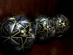 UCL FINALE 19 CAPITANO Soccer BALL SIZE 5 - DY2554