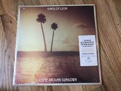 Kings Of Leon Come Around Sundown Vinyl Record LP
