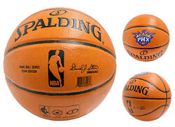 Spalding NBA Phoenix Suns Basketball Game Ball Series Team Edition Official size $36.55