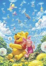 5D  Diamond Painting Winnie the Pooh Dandelions Kit