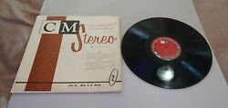 Curtis Mathes Collection of Stereo Music Music from Broadway Album 2 Vinyl LP