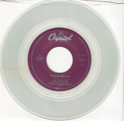 THE BEATLES - OB-LA-DI OB-LA-DA - CLEAR VINYL MINT 45