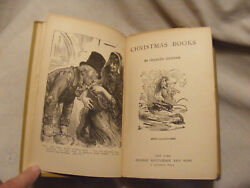 Dickens (OldIllustrated) Christmas Books