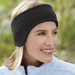 Thermaxxx Unisex Ear Warmers Cover Headband Wrap Winter Sports  Fleece Ear muffs