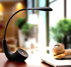 3D lantern Light Dimmable touch Rechargeable LED Desk night Lamp Soft