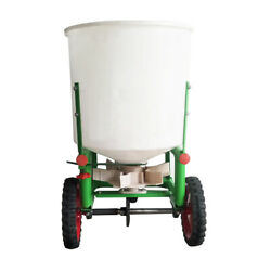 265lbs Tow Behind ATV Tractor Broadcast Spreader Seeder Fertilizer Seed Snowmelt $426.55