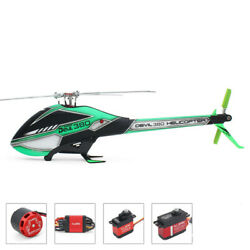 ALZRC Devil 380 TBR Super Combo Helicopter Frame 380 RC Helicopter Silver $460.00