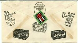 Swift Canadian advertising front and back 1936 commercial Canada cover