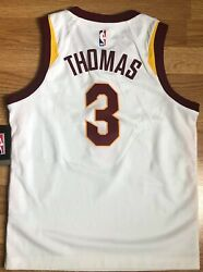 Nike Isaiah Thomas Cleveland Cavaliers Cavs Home Jersey