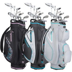 Taylormade Kalea Complete Womens Golf Package Set 2020 Pick Your Color $1175.99