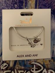 Disney Alex And Ani 2019 Frozen 2 Olaf Bangle Bracelet NEW