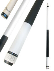 Champion ST6 White Pool Cue Stick 11.75mm Tip Cuetec GloveTwo Black layer tips $48.43