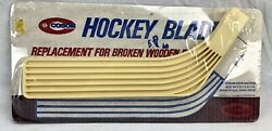 Vintage Cosom Replacement Hockey Blade Field Floor Plastic Cycolac 1970s NOS $29.95