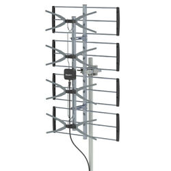 Leadzm HDTV 1080P 150 Mile Outdoor Amplified TV Antenna UHF Digital Signals $29.39