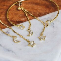 PURA VIDA OCTOBER 2019 JEWELRY CLUB GOLD BRACELET AND EARRING SET