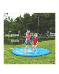 Next day delivery! Sprinkler & Splash Play Mat  Pad Water Toys