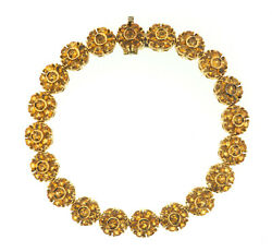 Pasquale Bruni 18kt Yellow Gold Citrine Bracelet